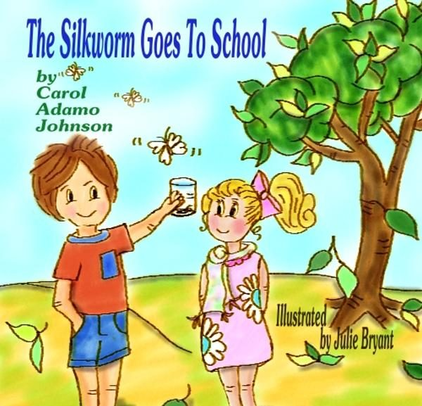 Book - The Silkworm Goes to School