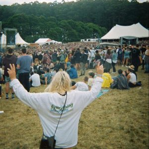Long Sleeve shirt at a festival