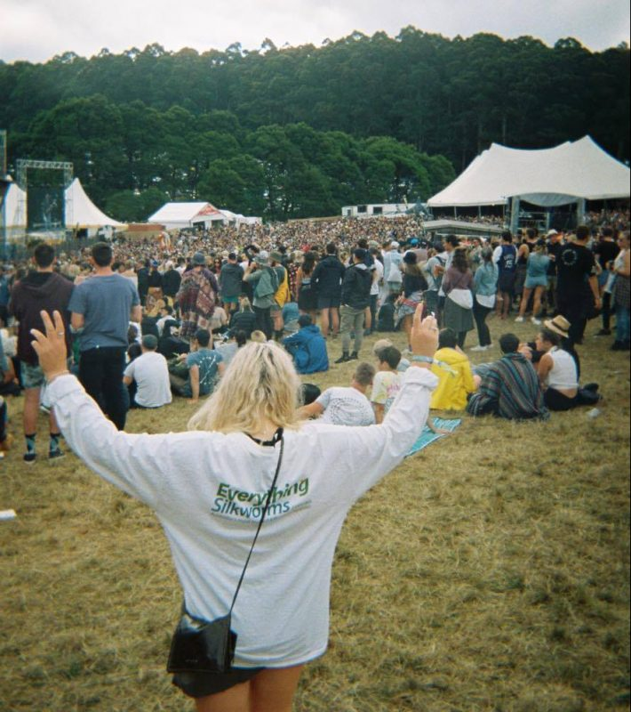 Long Sleeve shirt at a festival