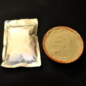 Bowl and packaging of Silkworm chow