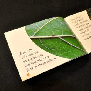 Stella the Silkworm Book