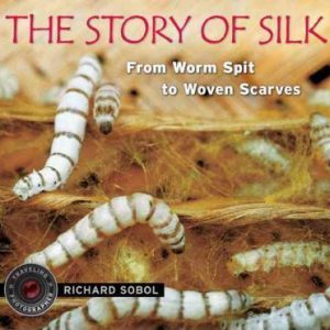 Book - The Story of Silk Cover