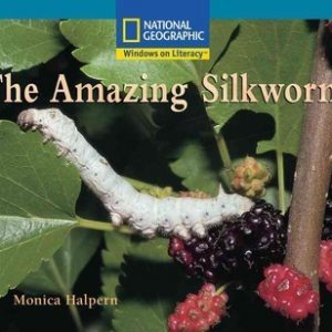 Book - The Amazing Silkworm Cover