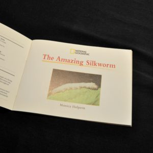 The Amazing Silkworm Book