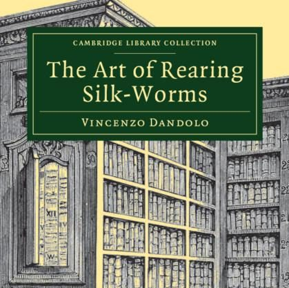The Art of Rearing Silkworms Book Cover
